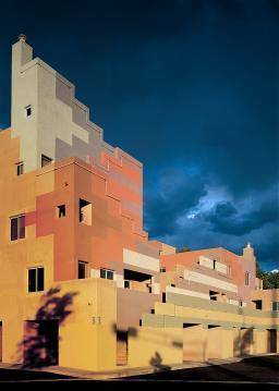 Previous The Beach Apartments In Albuquerque Nm By Antoine Predock Faia 1985